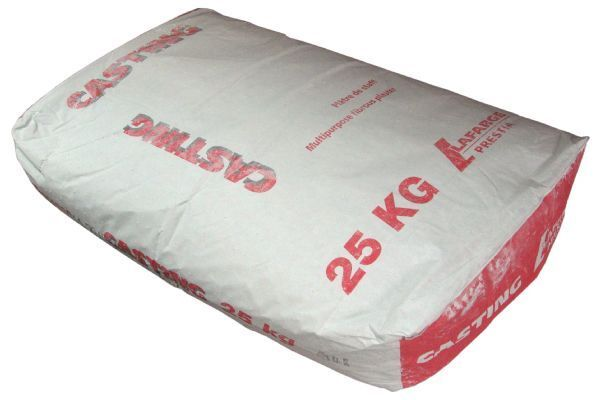 Newly Packed 25 Kilo bag MOULDING Powder  Plaster of Paris Casting powder craft