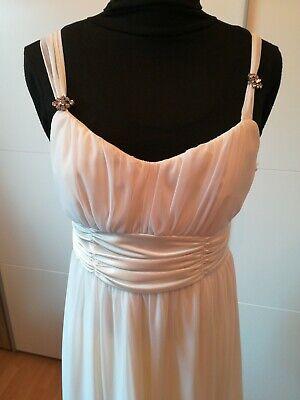 Aus Dem Ausland Importiert Brautkleid Standesamtkleid Cocktailkleid Gr.xl Ivory G-s-7 GroßEs Sortiment