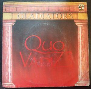 Gladiators – Quo Vadiz 45 giri 1984 Italo DIsco Baby Records BR 50329 VG+/EX - Italia - Gladiators – Quo Vadiz 45 giri 1984 Italo DIsco Baby Records BR 50329 VG+/EX - Italia