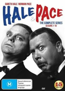Hale-and-Pace-Season-1-2-3-4-5-6-7-8-9-10-DVD-NEW