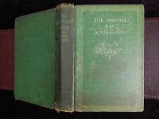 OLIVER ONIONS: THE ODD-JOB MAN/NOVEL/ENGLAND/RARE 1903 1st, $250+