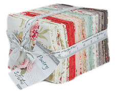 """Moda FABRIC Fat Quarter Bundle ~ POETRY ~  BY 3 Sister's 40 - 18"""" x 22"""""""