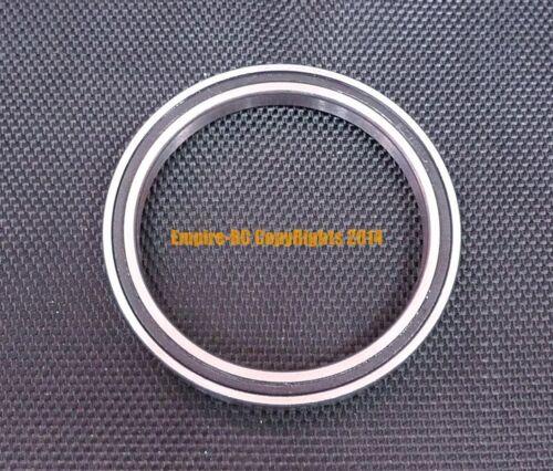 [25 PCS] 6704-2RS (20x27x4 mm) Rubber Ball Bearings Bearing BLACK 20*27*4 6704RS