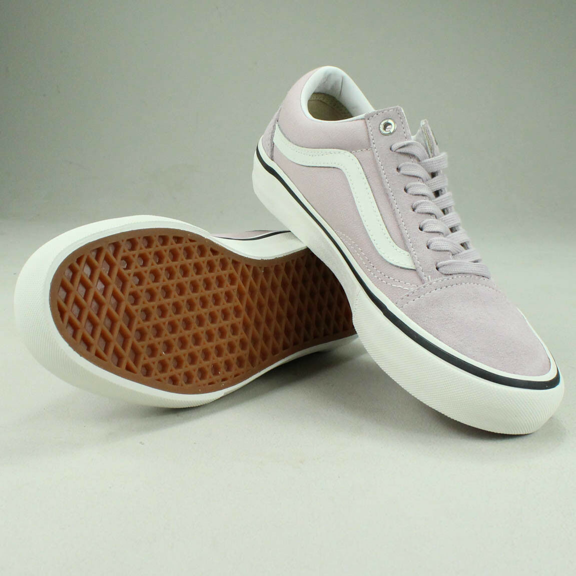 Vans Old Skool Pro Trainers shoes shoes shoes in purple in UK Sizes 4,5,6,7,8, f59f59