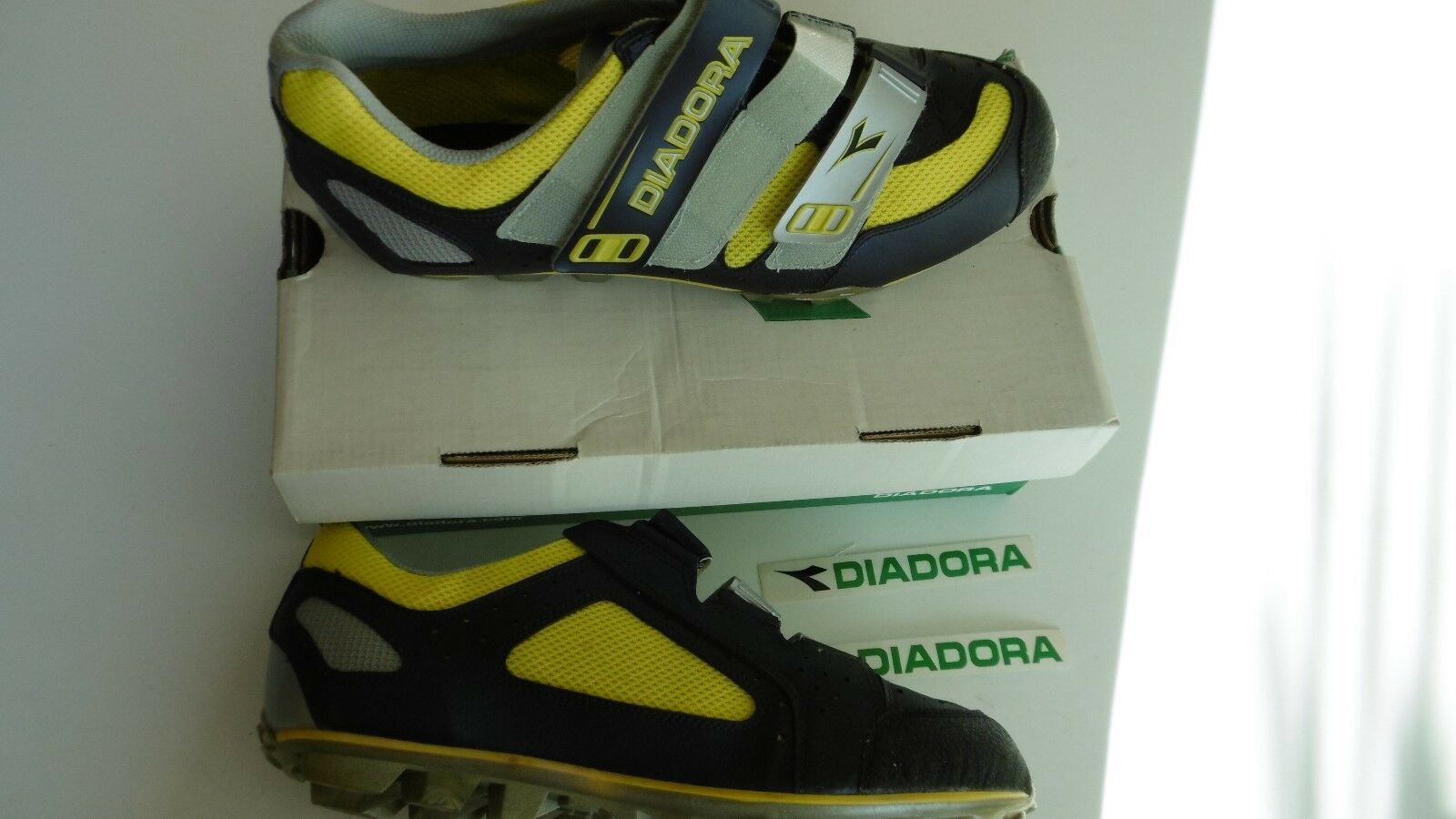 Diadora Mamba shoes Size 45 New In Box