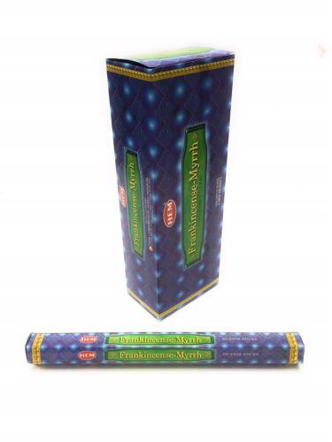 Hem Incense Bulk Box Of 6 Tube X 20 = 120 Sticks Choose Your Favorite Scent