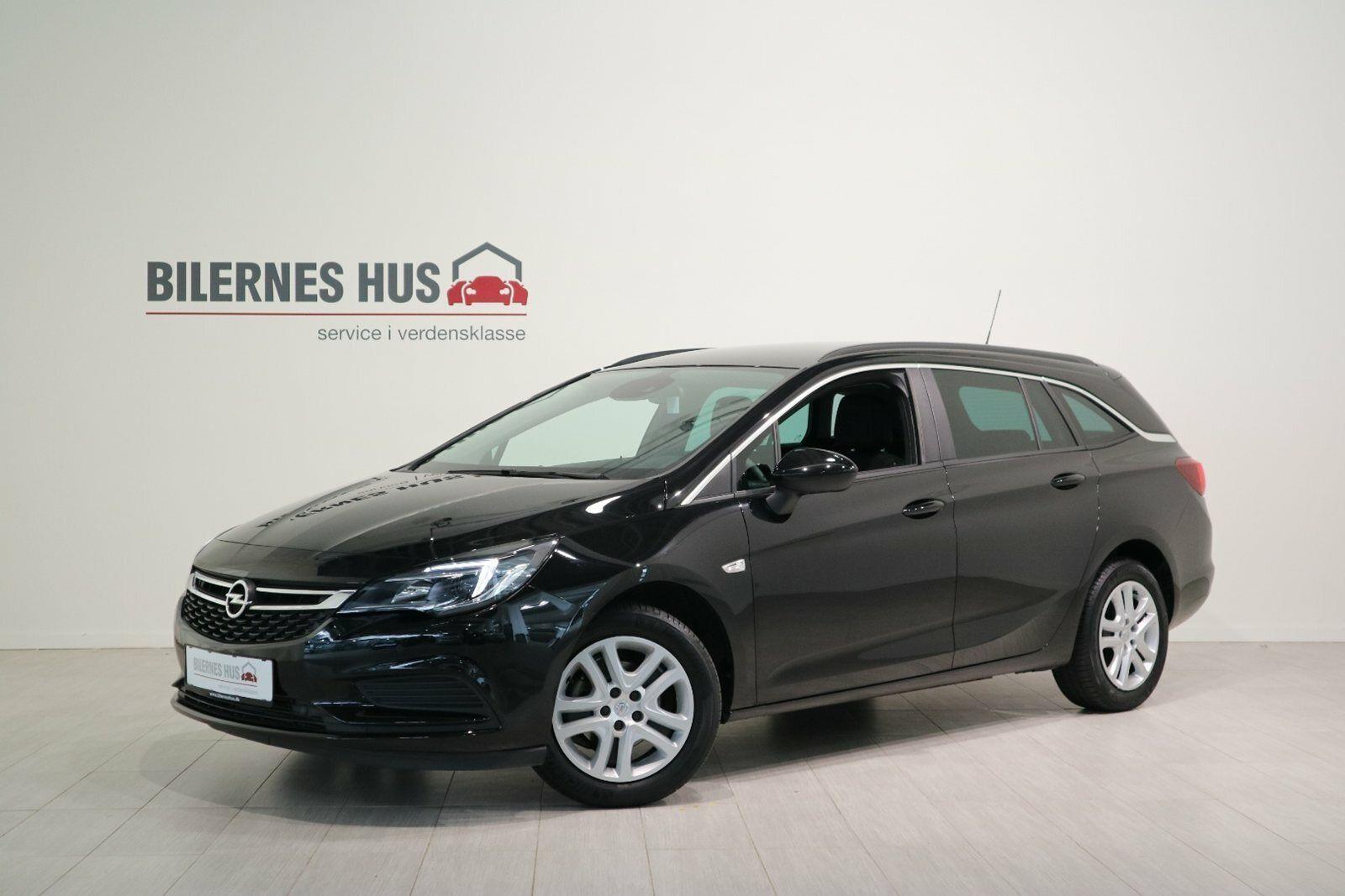 Opel Astra Billede 6