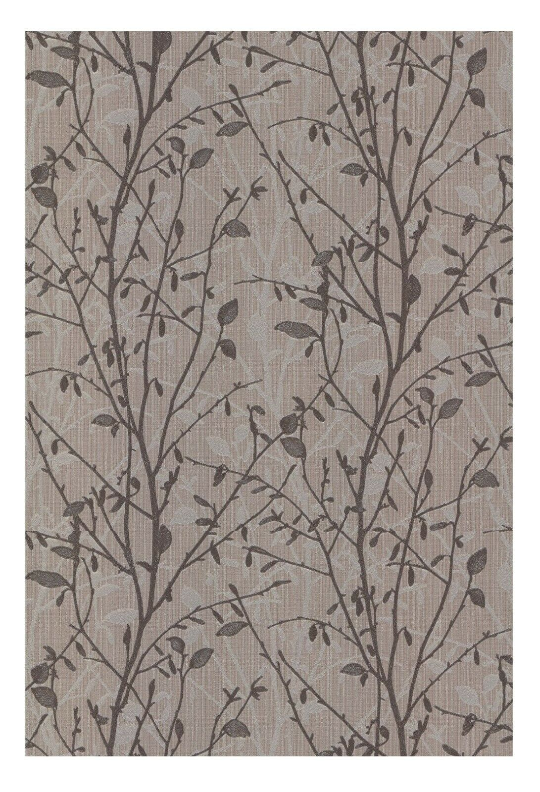 Arthouse Bosco Gris Anthracite Marron Argent Argent Marron Pailleté