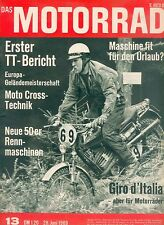 Motorrad 13 69 Kawasaki 650 Montesa Bultaco Tomos KTM 1969 Japan Spanien Austria
