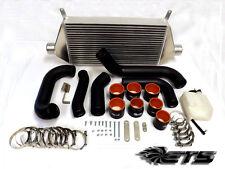 """ETS Toyota Supra 6"""" Intercooler Upgrade Kit 1993-1998"""