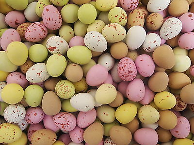 MILK CHOCOLATE MINI EGGS 200g RETRO SWEETS CANDY