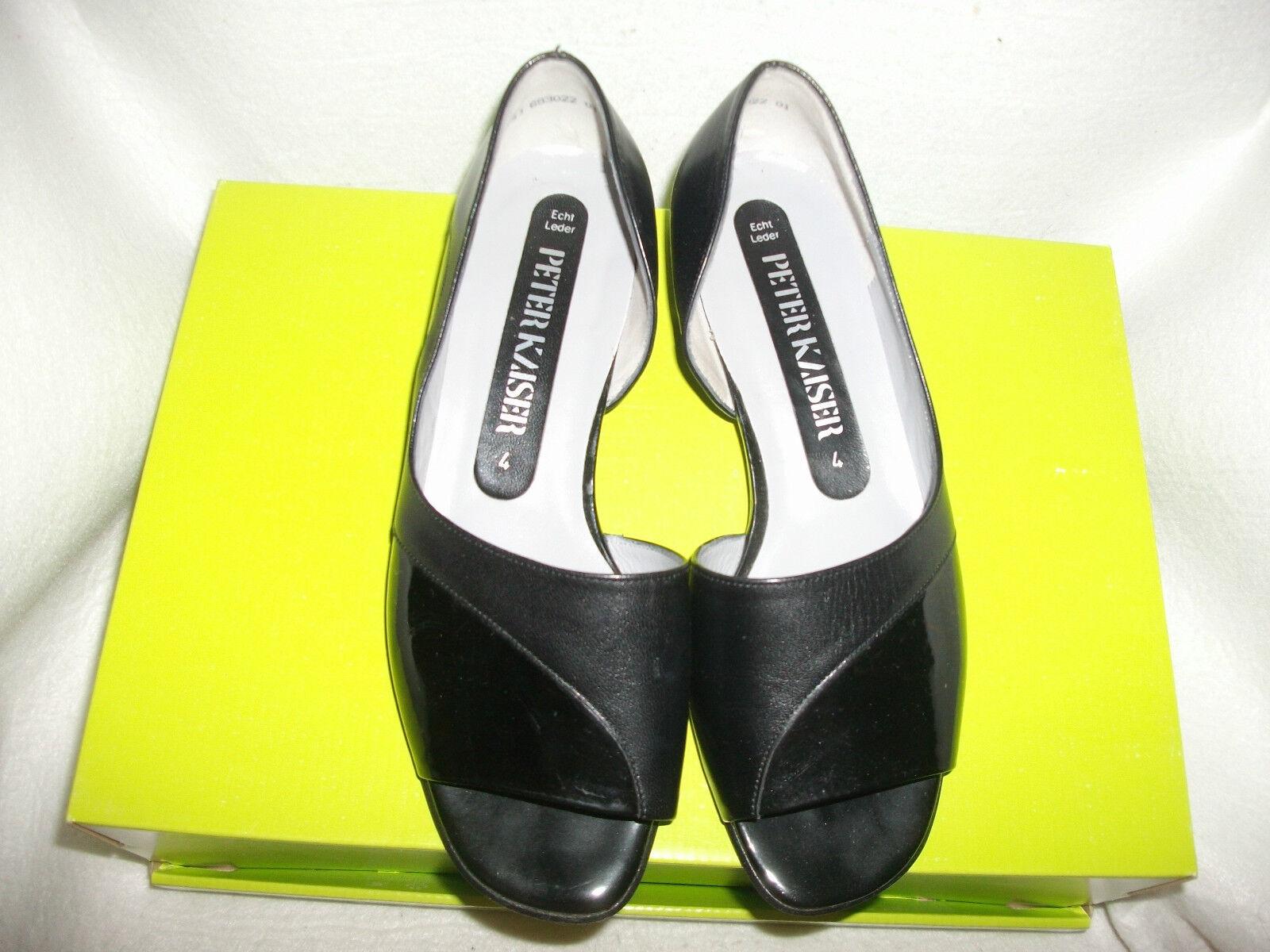 Damen Schuhe PETER KAISER Gr 4 NEU