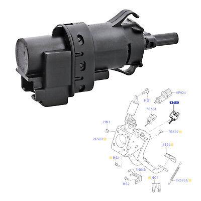 Si adatta CITROEN RELAY ORIGINALI INTERMOTOR Brake Light Switch
