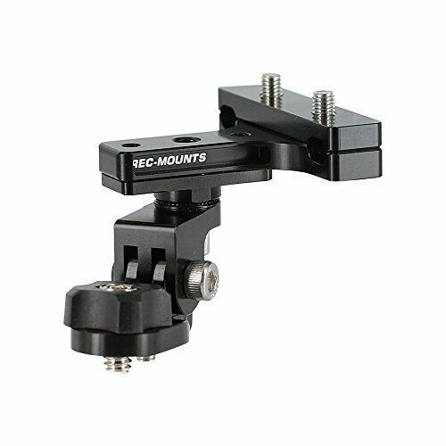REC-MOUNTS Type 1 Rotary Saddle Rail Mount for DRIFT action camera [DF-30RCNA]