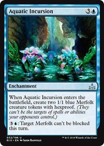 MtG-Magic-The-Gathering-Rivals-Of-Ixalan-Uncommon-Cards-x4