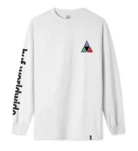 HUF-PRISM-TRIPLE-TRIANGLE-LONG-SLEEVE-TEE-SHIRT-WHITE