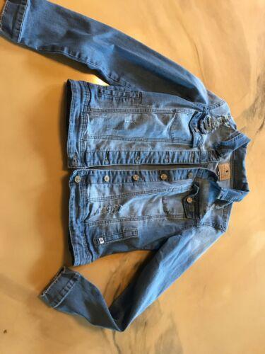 En Jeans Enjeans En&ean Jean Jacket Size L Large J