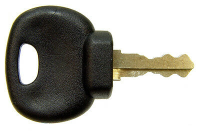 Monark Ignition Key Key 14603 Ignition Key for Wheel Loader Forklift Case