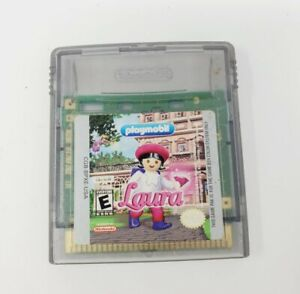 Laura (Nintendo Game Boy Color, 2000) GBC Authentic Tested