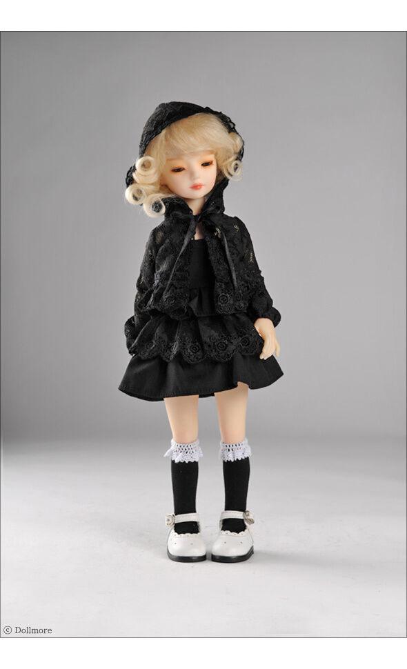 "PDN Go T 13/"" 35cm bjd clothes top Narsha Dollmore Gray"