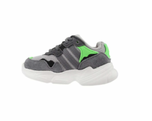 adidas-Yung-96-El-Infant-Sneakers-Casual-Grey-Boys-Size-5K-Toddler-US