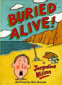 Buried-alive-By-Jacqueline-WILSON-9780385407045