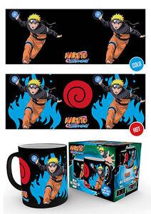 MGH0034 Naruto SHIPPUDEN Naruto Coffee Mug Heat Changes Design GBEYE