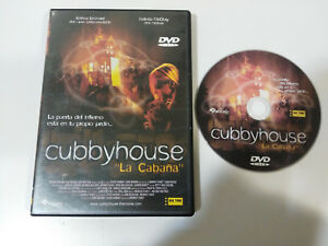 CUBBYHOUSE-LA-CABANA-MURRAY-FAHEY-DVD-TERROR-HORROR-ESPANOL-ENGLISH-amp