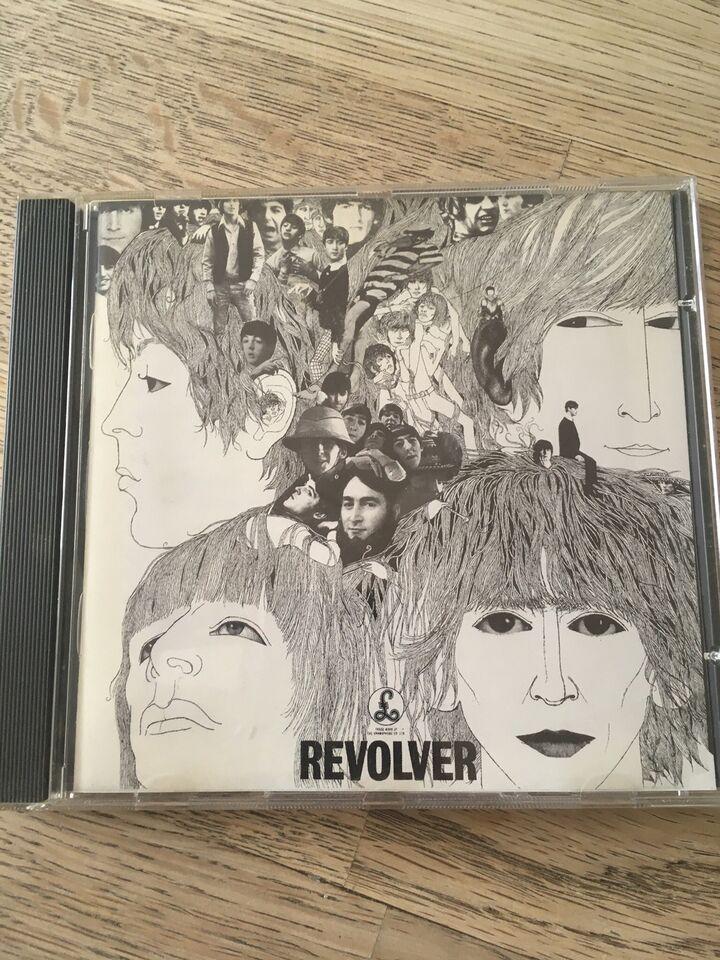 The Beatles: Revolver , rock