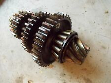 Allis Chalmers B tractor AC transmission drive gears on short pinion drive shaft