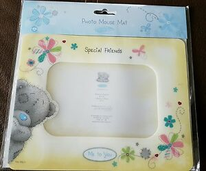 Me to You Special Friends Photo Mouse Mat - Tatty Teddy Gift Ideal for Christmas