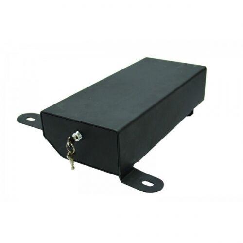Jeep Wrangler JK Steel Tape Safe Lockable under Driver/'s Seat Bestop 07