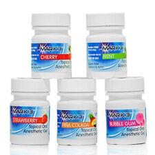 New Date Mark3 Dental Topical Anesthetic Gel 20 Benzocaine 1oz Jar Madeinusa