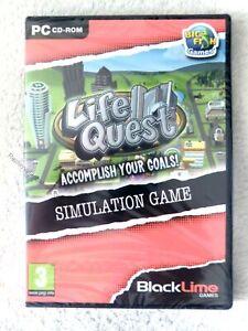 39663-Life-Quest-NEW-SEALED-PC-2012-Windows-XP-BLG306-D