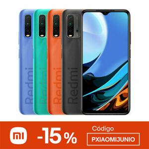 """Xiaomi Redmi 9C 3GB+64GB Smartphone MediaTek G35 6.53 """"5000mAh EU Version"""