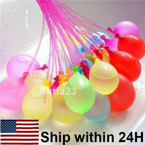1776 pcs Bunch O Instant water Balloons,Self-Sealing,already tied waterballoon