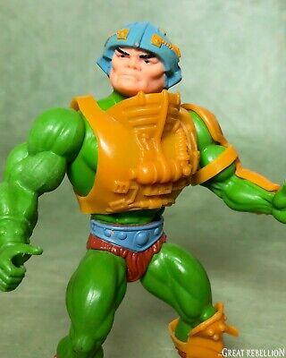 MODULOK Right Purple Leg MOTU HE-Man and the Masters of the Universe