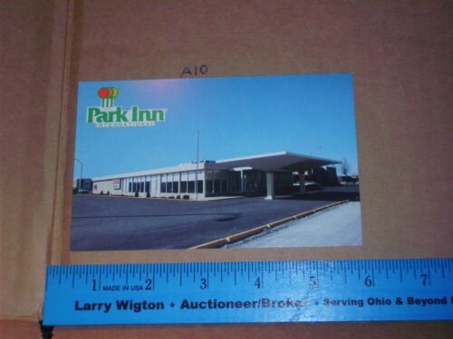 Park Inn International Hotel Motel Resort Benton Illinois West Main Street