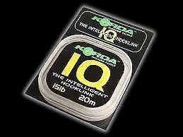 Korda IQ BOITE Fluorocarbone Ligne De Toutes Tailles