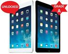 Apple iPad Air 1st Gen 128GB WiFi + Cellular (Unlocked) Space Gray or Silver (R)