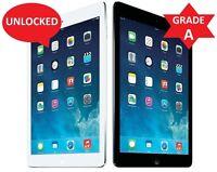 Apple iPad Air 1st Gen 32GB WiFi + Cellular (Unlocked) Space Gray or Silver (R)