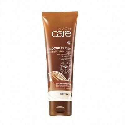 AVON Care Handcreme mit Kakaobutter Vitamin E  100 ml