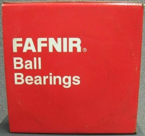 FAFNIR 202KRR6 SINGLE ROW BALL BEARING