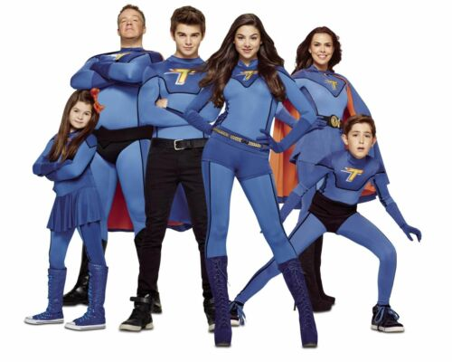 2 Sizes Available Nickelodeon Teen Kids THE THUNDERMANS POSTER 01