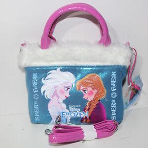 d449b7ad61 Caricamento dell'immagine in corso Borsa-Frozen-Disney-Hand-Shoulder-Bag- borsetta-bambina-