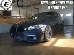 2016 BMW Série 5 XDRIVE WITH M SPORTS PACKAGE!! WE ARE OPEN FOR BUSINESS!!