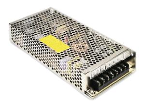 LED transformateur alimentation de 24v//dc MW power supply 6,5a MeanWell 156w rs-150-24