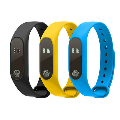 Sport bracelet smart bluetooth watch wristband heart rate monitor waterproof