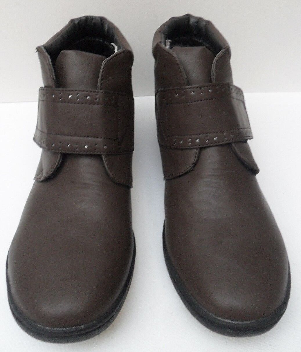 Womens/Girls Dr Kellar Brown Ankle Boots - Size UK 4