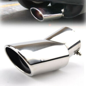 exhaust muffler end tail pipe tip finisher for hyundai. Black Bedroom Furniture Sets. Home Design Ideas